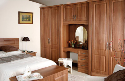 Custom Made Wardrobe Solutions