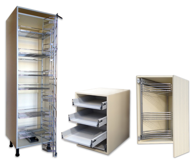 Kitchen carcases